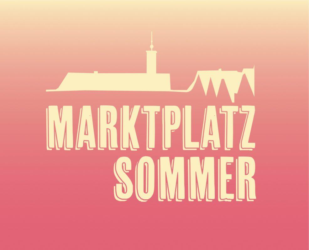 Marktplatz Sommer Böblingen 2020